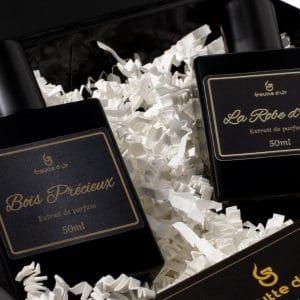 2 parfums 50 ml au choix